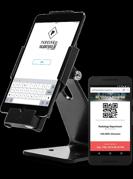 Parking-Software-E-Validation-iPad-Phone